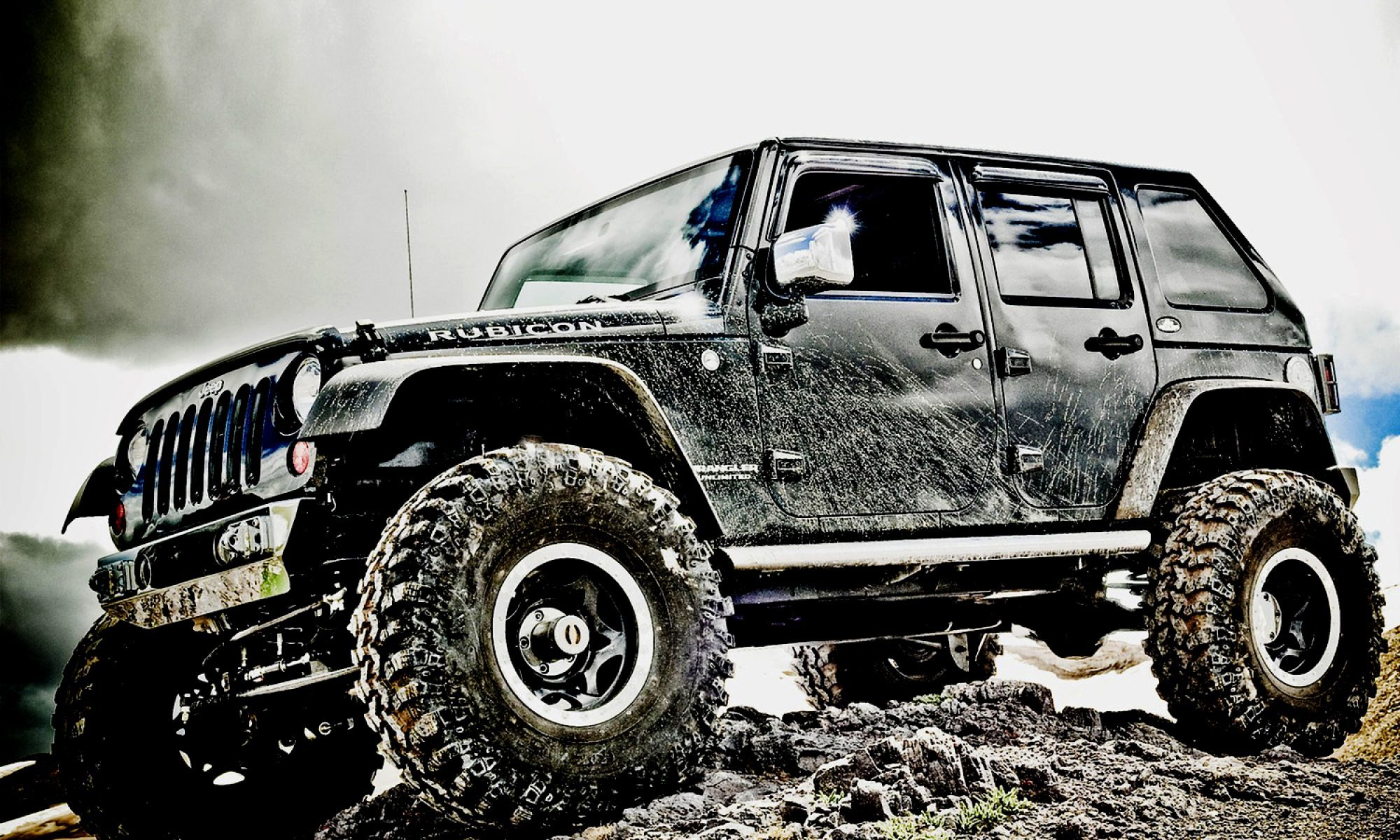 Off-road Tampon